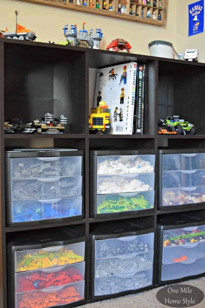 Lego Storage Ideas To Help You Organize All Your Pieces