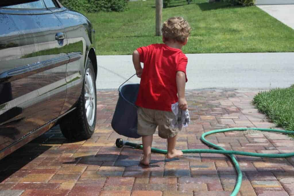 10 Ideas to Get Kids to Do Chores