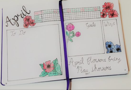Ultimate List of Bullet Journal Page Ideas for 2019 – 75+ BuJo Ideas