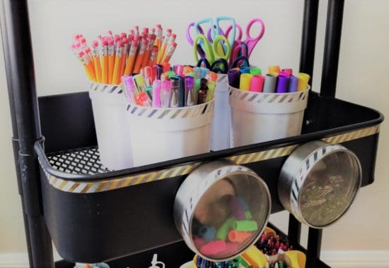 Why Your Kids Need a Homework Station & How to Create One