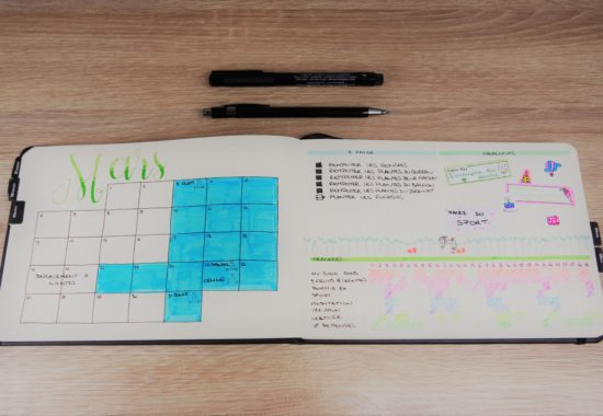 11 Super Easy Ideas for Your Bullet Journal Layouts