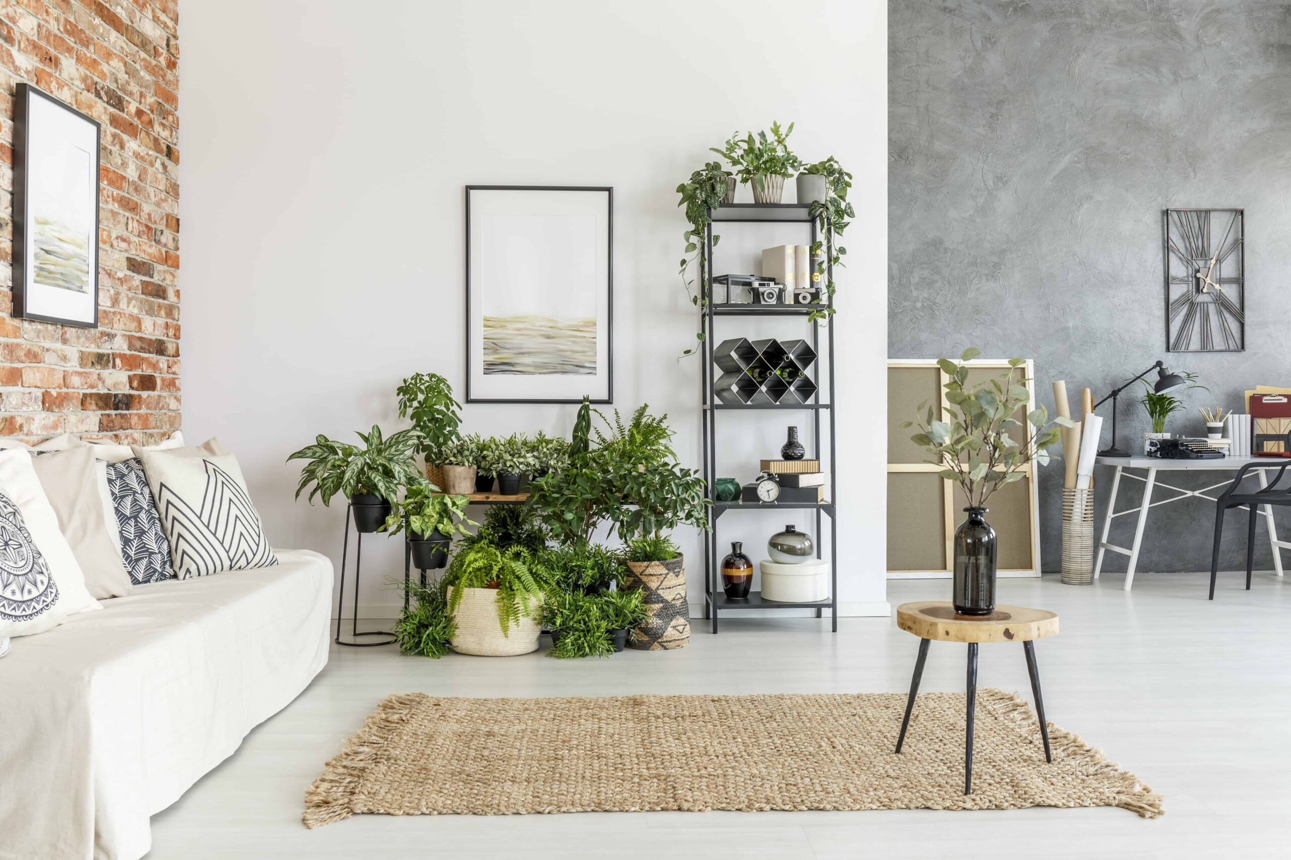 30 Indoor Plant Decor Ideas How To Display Your Houseplants 2021