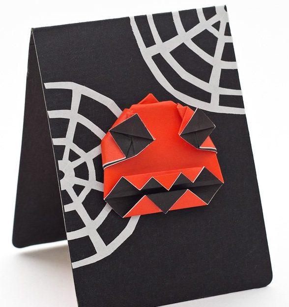 Crazy Jack Halloween Card