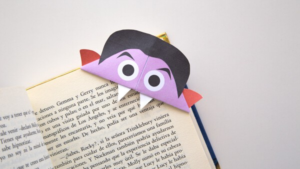 Vampire Corner Bookmarks