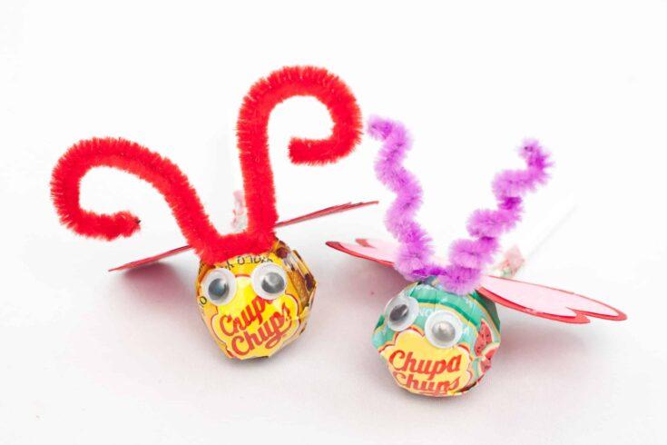 Lollipop Love Bug