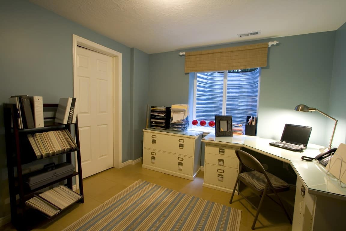 Tidy Home Office