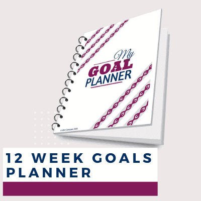 12 Week Goal Setting - Helping you achieve your Level 10 Life